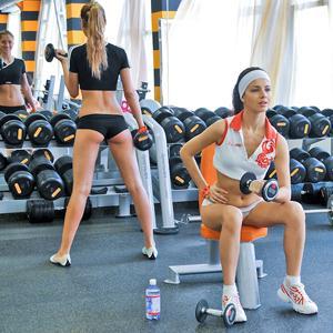 Фитнес-клубы Тайги