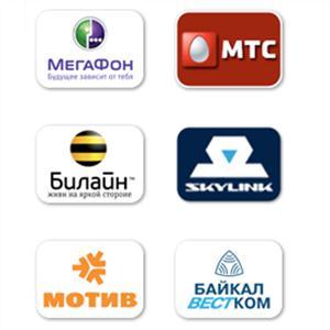 Операторы сотовой связи Тайги