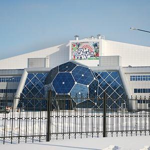 Спортивные комплексы Тайги